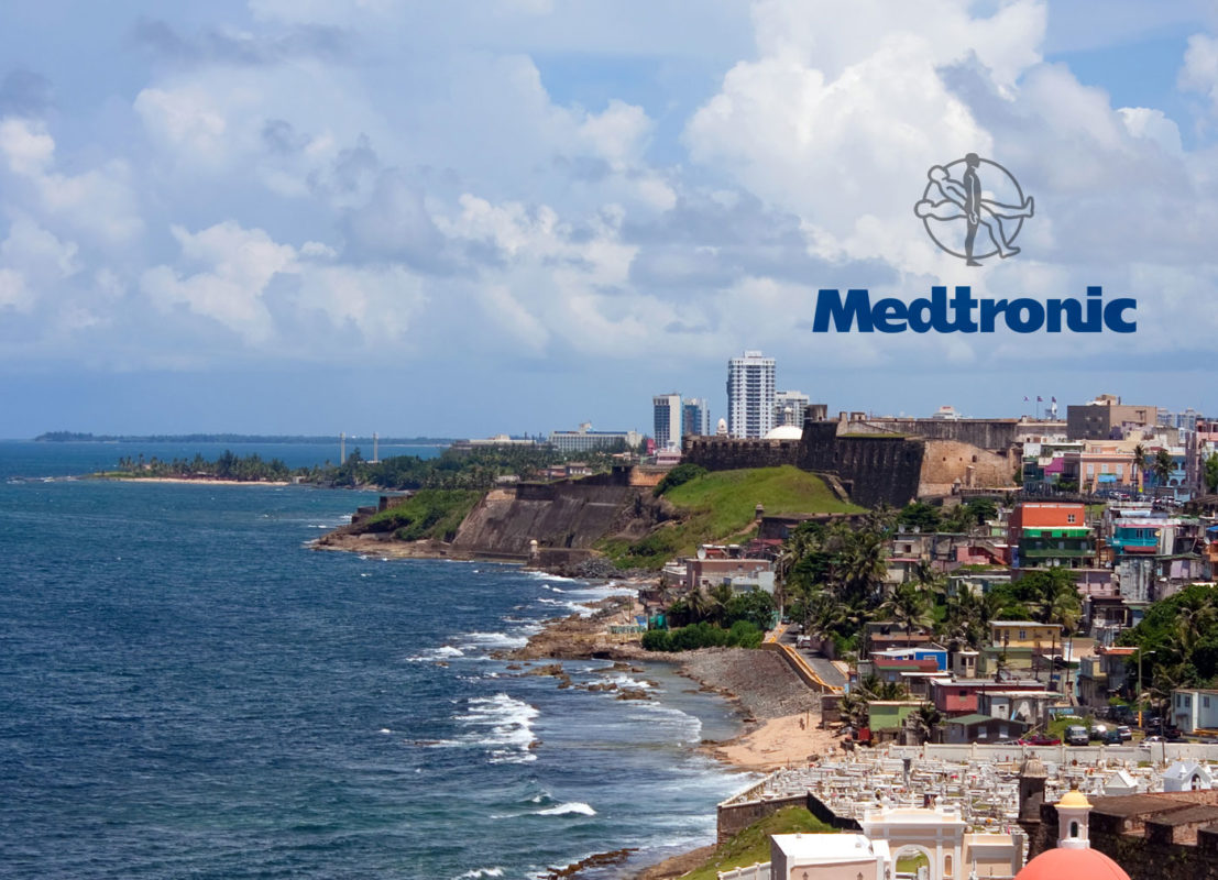 Medtronic and Smith Engineering working in Puerto Rico
