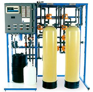 Water Deionization Purification