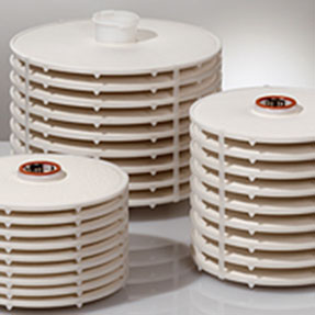 Stacked Filter Cartridges