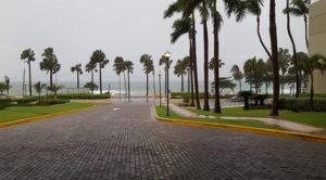 Hurricane Irma Approaches