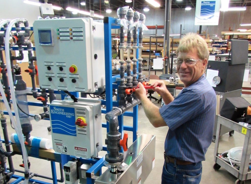 Equipment Build Technician Job Opening