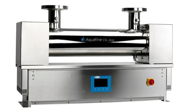 Aquafine UV Unit