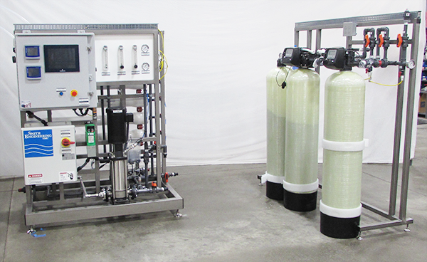 ROI Water Purification System